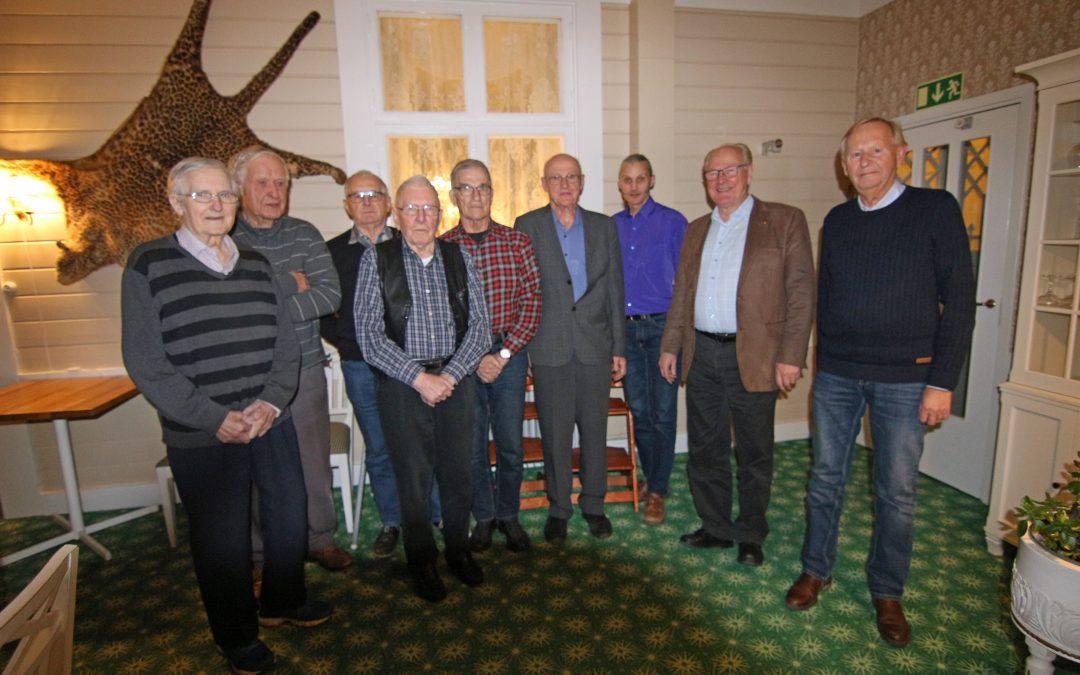 Karlsborgs Flygklubb avslutade sin verksamhet